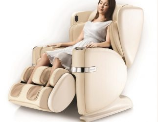Is a Full Body Massage Chair As Good as a Human Massage?